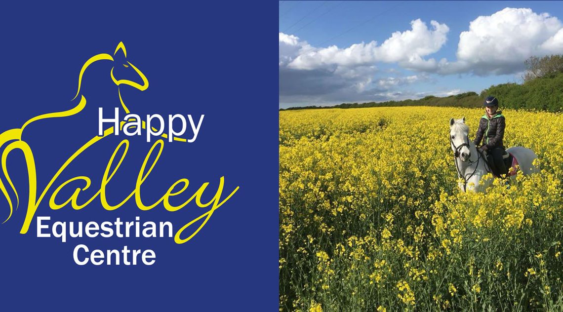 New Happy Valley Equestrian Centre website